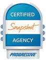 certified snapshot agency - progressive
